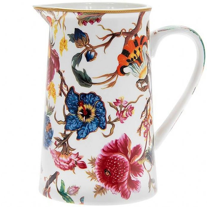 Anthina William Morris Fine China Jug